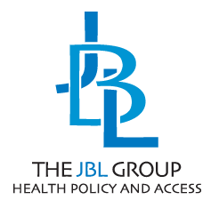 JBL Group logo - Health Policy and Access